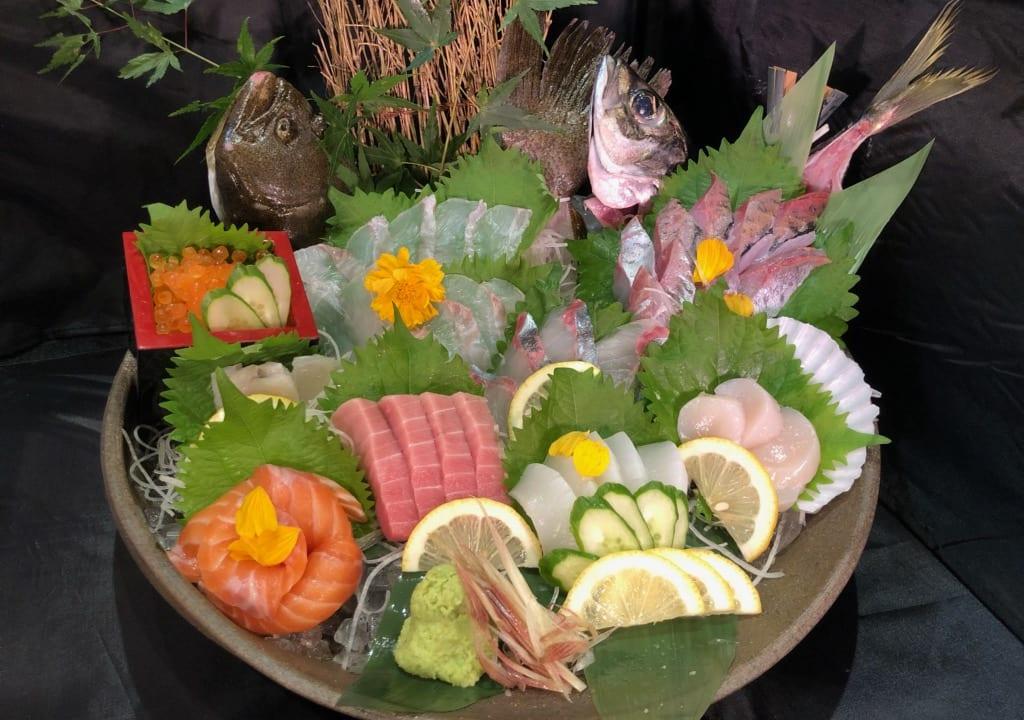 産直魚貝センターがオープン