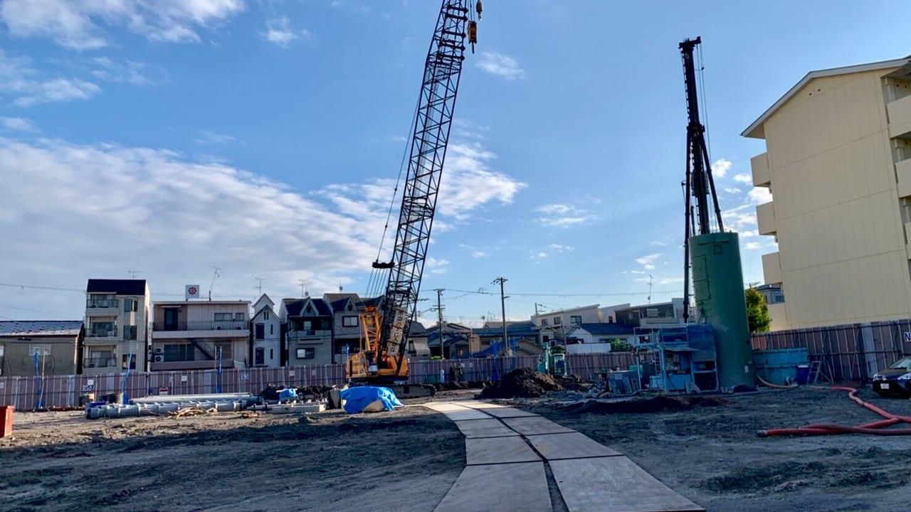 京阪ホールディングスが新築工事