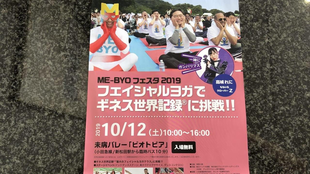 ME-BYOフェスタ2019