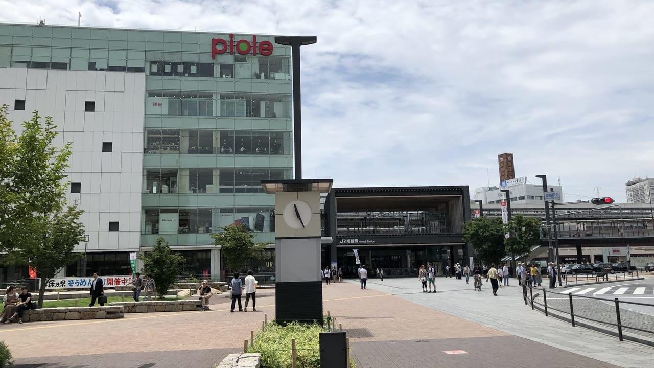 2019年ピオレ姫路外観