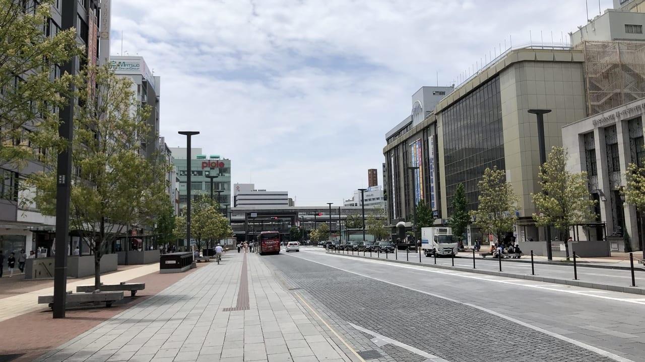 2019年姫路駅前
