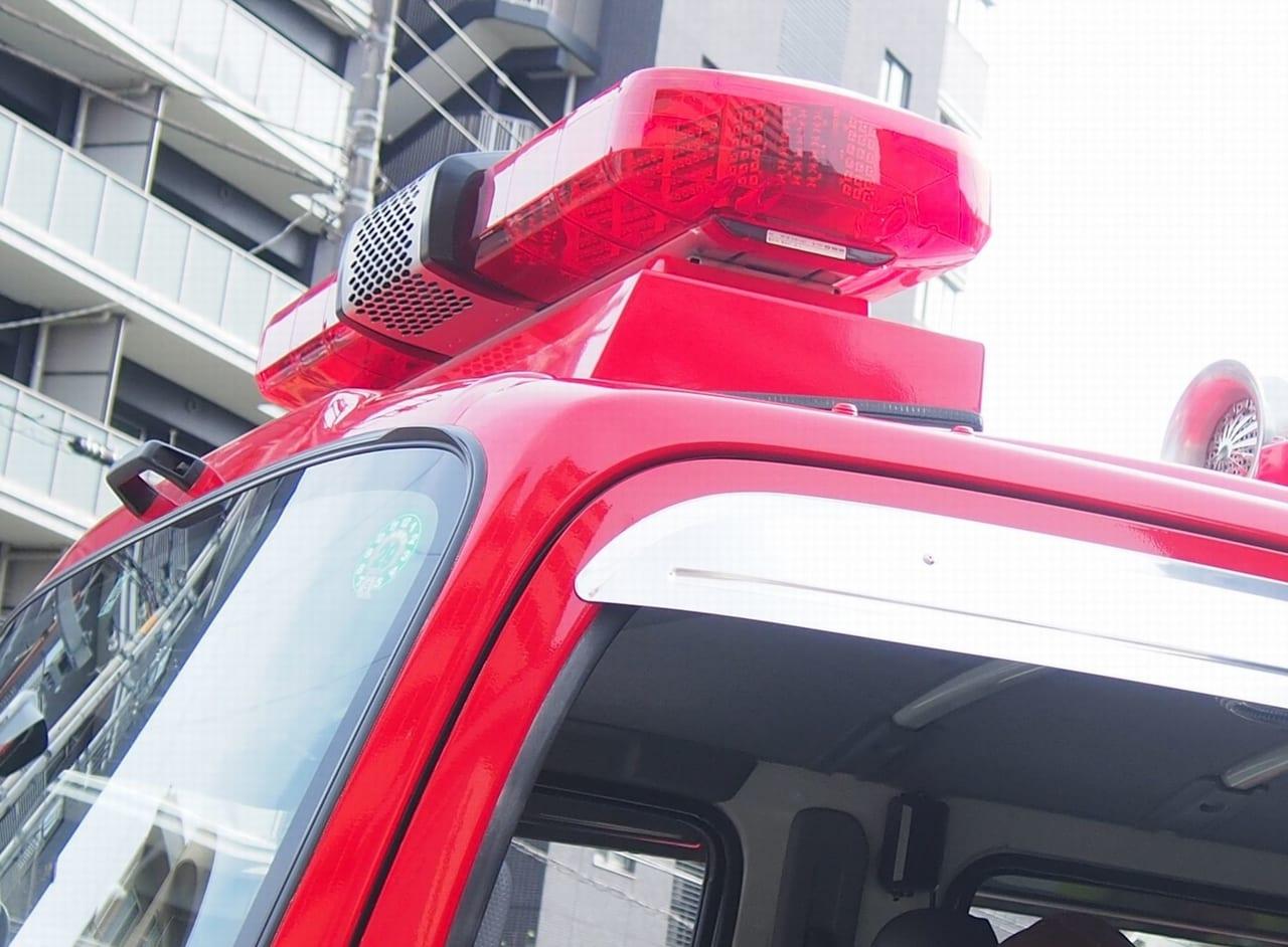 【札幌市西区】消防車が駆けつける・・八軒5条西3丁目付近で ...